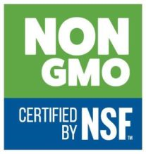 NSF Certified Non-GMO icon